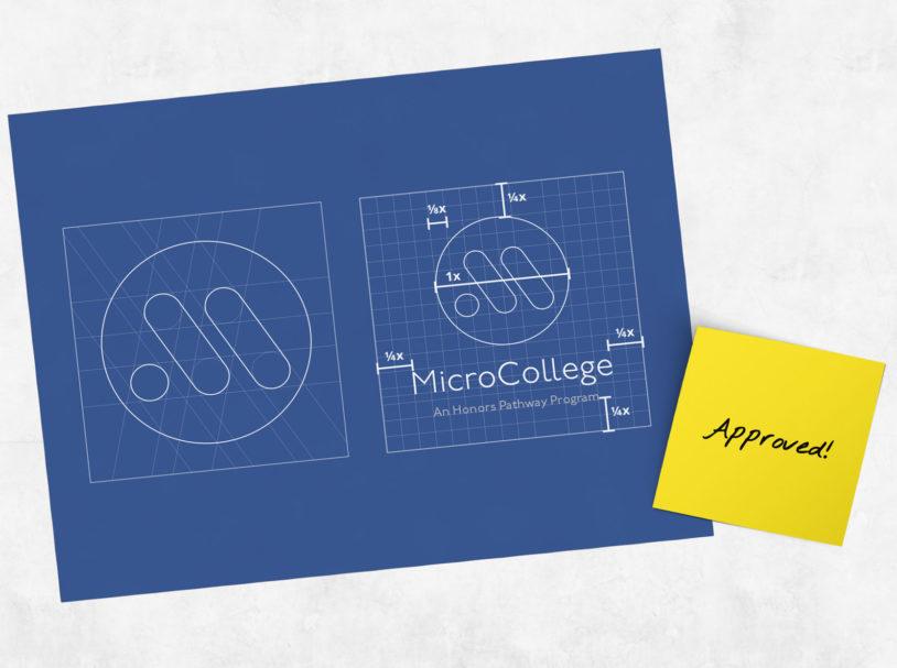 MicroCollege Logo Design
