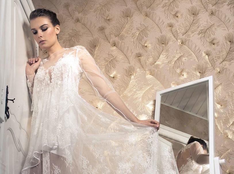 Renata Buzzo Bridal Campaign