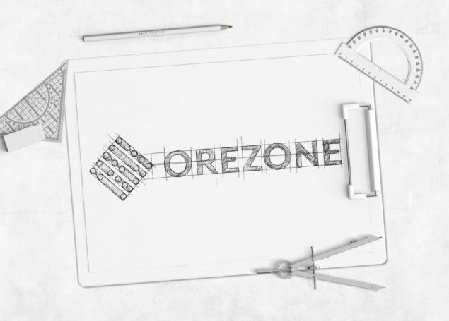 Orezone Brading and Logo Design