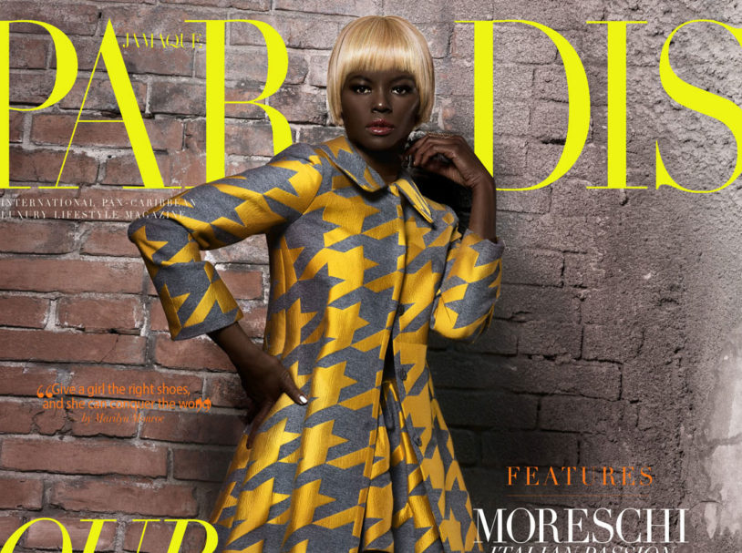 Our Fashion Issue for Jamaque Paradis